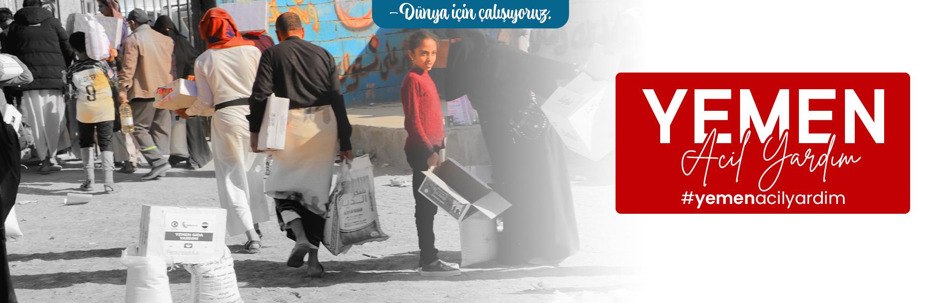 Yemen Acil Yardım