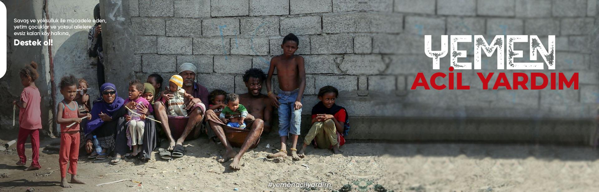 Yemen Emergency Aid